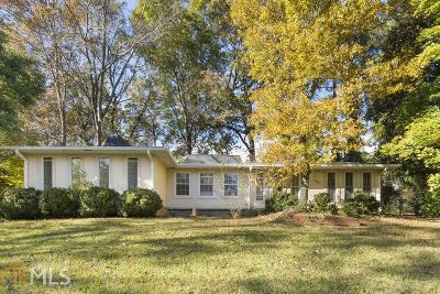 Lilburn Single Family Home For Sale: 4305 Hale Dr