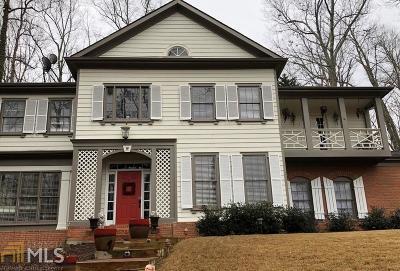 Milton Single Family Home For Sale: 3345 Plantation Trce