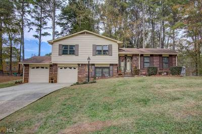 Stone Mountain Single Family Home New: 5800 Duchess Court