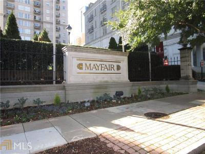 Mayfair Renaissance Condo/Townhouse Under Contract: 195 14th St #2403