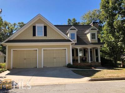 Greensboro Single Family Home For Sale: 1134 Harbor Ridge Dr