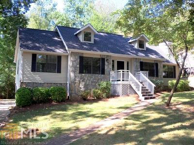 Douglasville GA Single Family Home New: $185,000