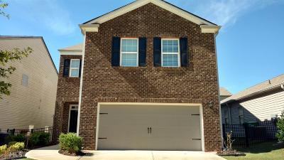 Acworth Single Family Home New: 535 Altama Way