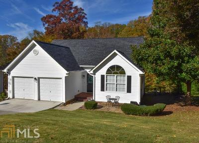 Flowery Branch Single Family Home New: 4752 Melbourne Trl