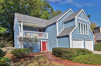 Stone Mountain Single Family Home New: 1370 Briers Dr