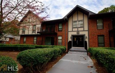 Atlanta Condo/Townhouse New: 6851 Roswell Road #H12