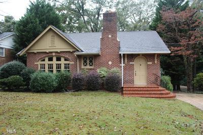 Lagrange Single Family Home For Sale: 413 N Greenwood St