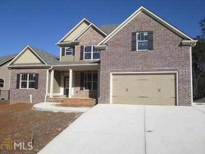 Dallas GA Single Family Home New: $379,900