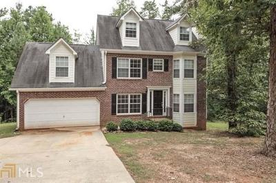Snellville Single Family Home New: 8513 Donald Rd