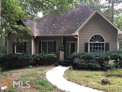 Douglasville Single Family Home For Sale: 3935 Chapel Hill Farms Dr