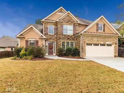 Grayson Single Family Home New: 47 Whitegrass