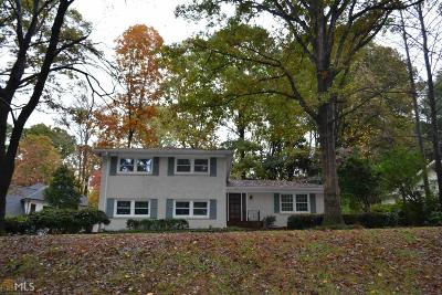 Brookhaven Single Family Home New: 3606 Inman Drive