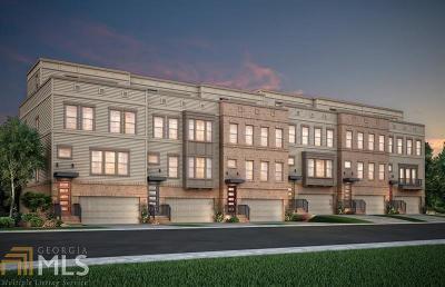 Atlanta Condo/Townhouse New: 1044 Brandsford Street NW #28
