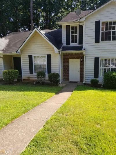Decatur Condo/Townhouse Under Contract: 2265 Wing Foot Place