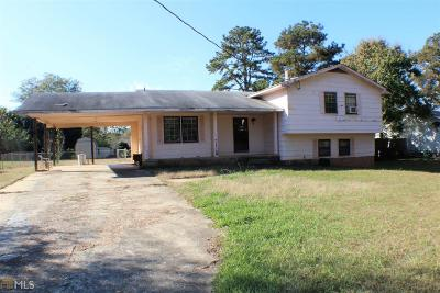 McDonough Single Family Home Under Contract: 71 Russell Rd