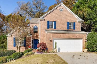 Marietta Single Family Home New: 355 Ivy Manor Drive