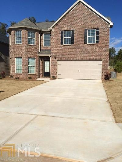 Loganville Single Family Home New: 4256 Franklin Mill Lane #207