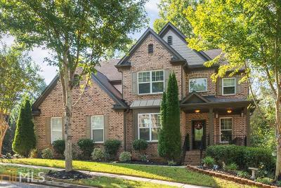 Lilburn Single Family Home Back On Market: 3412 Preservation Cir