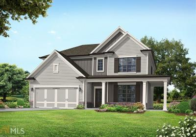 Sugar Hill Single Family Home New: 4056 Old Suwanee Rd