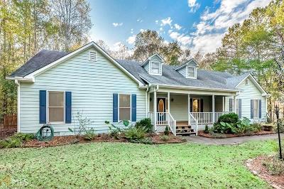 Mcdonough Single Family Home For Sale: 362 Williamsburg Cir