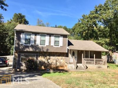 Lilburn Single Family Home For Sale: 4815 Kellys Mill Dr #14