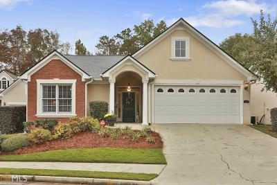 Newnan Single Family Home New: 66 Arbor Way