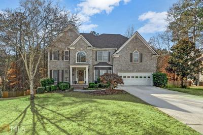Suwanee Single Family Home New: 1081 Fairecroft Ct