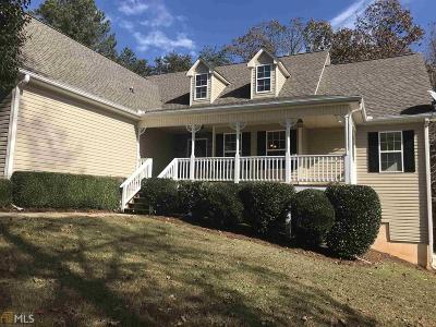 Dawsonville Single Family Home For Sale: 171 Forest Cv