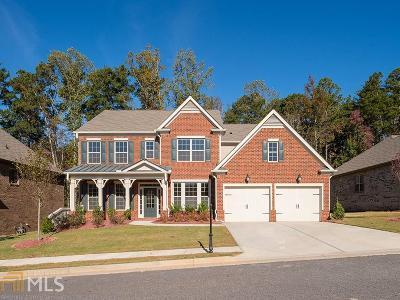 Buford Single Family Home New: 4295 Woodland Bank Boulevard