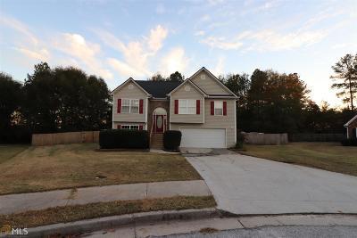Loganville Single Family Home New: 522 Hamlet Drive