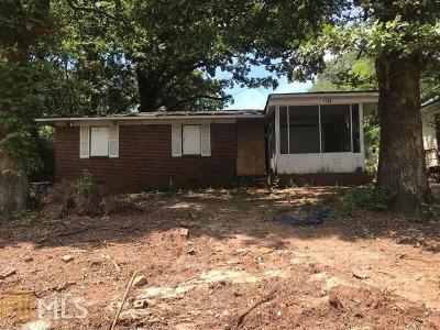 Atlanta Single Family Home New: 1799 Richmond