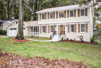 Stone Mountain Single Family Home For Sale: 5325 Deep Springs
