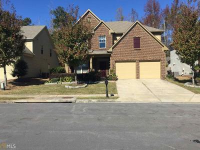 Buford Single Family Home New: 3683 Fallen Oak Drive