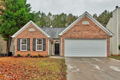 Austell Single Family Home Under Contract: 4750 Nature Trl
