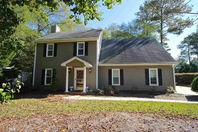 Peachtree City GA Single Family Home For Sale: $324,500