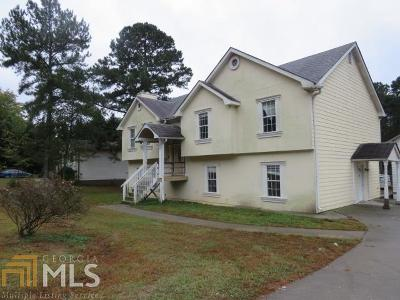 Lawrenceville Single Family Home New: 1530 Cedars Road