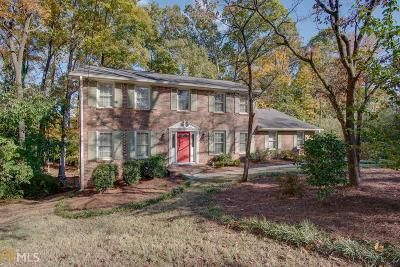 Tucker Single Family Home Under Contract: 3586 Midvale Forest Ct