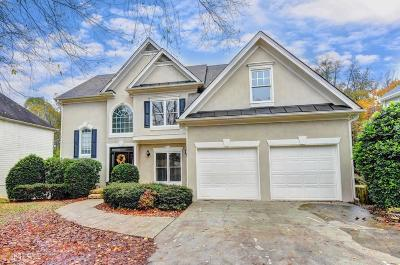 Alpharetta Single Family Home For Sale: 12350 Douglas Rd