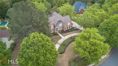 Suwanee Single Family Home Under Contract: 461 Grand Ave