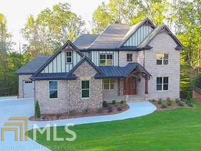 Lawrenceville Single Family Home New: 530 Old Peachtree Road NE