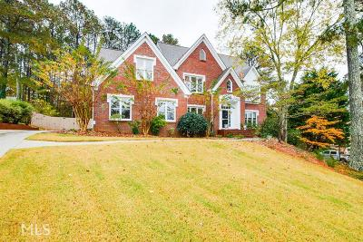 Lilburn Single Family Home Under Contract: 270 Nimblewill Way