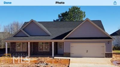 Griffin Single Family Home Under Contract: 112 Stonebriar Blvd #54