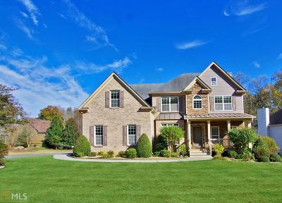 Hiram Single Family Home Under Contract: 18 Parklin Trl