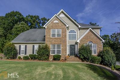 Newnan Single Family Home New: 90 Mossy Hollow