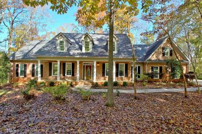 Fayetteville GA Single Family Home For Sale: $597,500