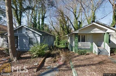 Atlanta Single Family Home New: 758 NW South Grand Ave