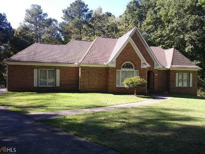 Fayetteville Single Family Home New: 165 Pine Knott Rd