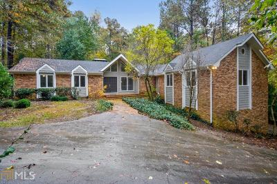 Lawrenceville Single Family Home New: 453 Club View Dr