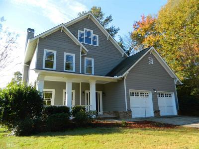 Single Family Home New: 2167 Tilson Road