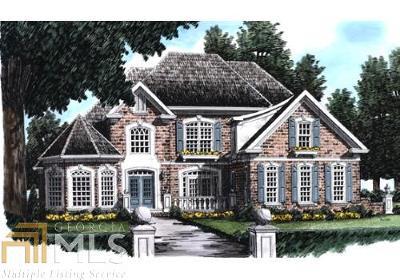Decatur Single Family Home For Sale: 2910 Battlecrest Dr